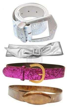 Belts - female accessories