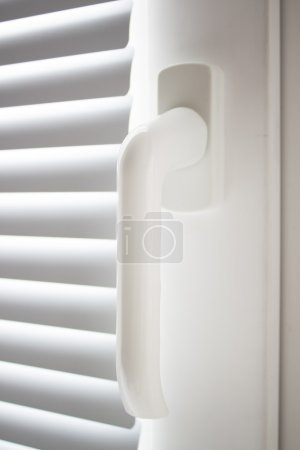 Photo for Window handle - Royalty Free Image