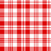 Seamless red and white cell pattern