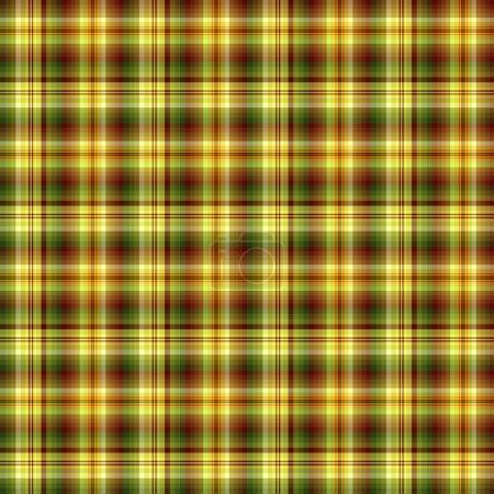 Green-brown checkered pattern