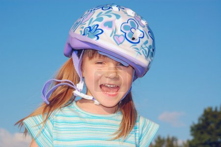 Sporty child
