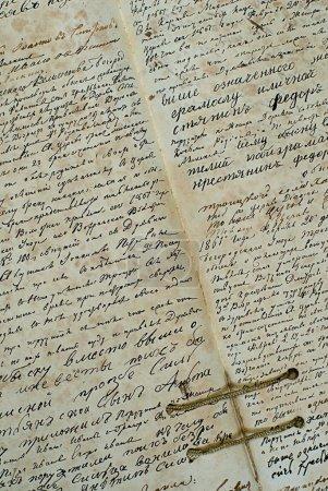 The old manuscript