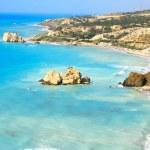Petra tou Romiou, Aphrodite's legendary birthplace...