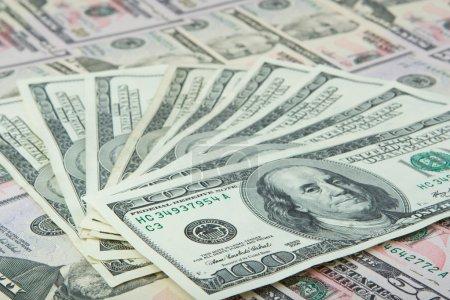 Photo pour Contexte de l'argent - image libre de droit