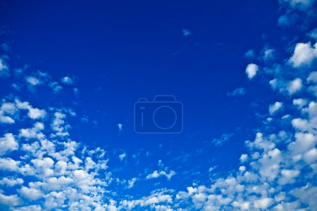 Photo for Beauty blue sky - Royalty Free Image