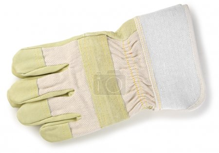 Photo for Industrial glove - Royalty Free Image
