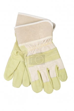 Isolated working gloves