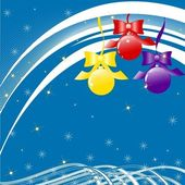 Decorazione dellalbero di Natale