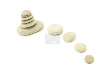 Stack of balanced stones