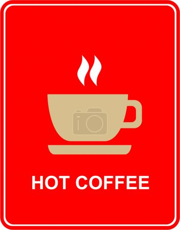 Coffee cup - icon