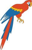 Parrot color 03
