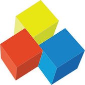 Cubes color 02