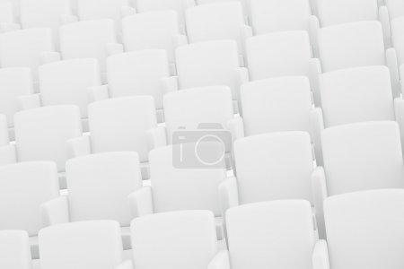 Auditorio vacío del cine