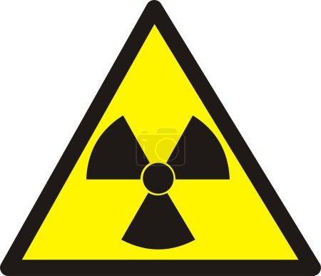 Dangerously. Radioactive substances