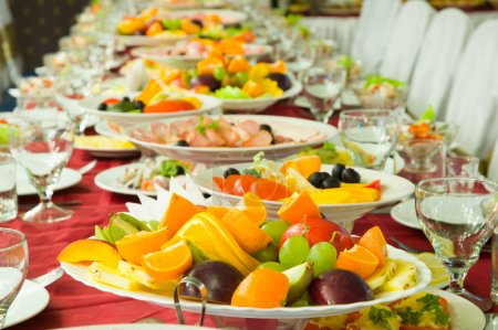 Photo for Banquet - Royalty Free Image