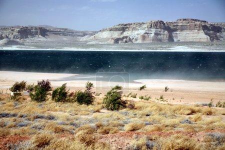Photo pour Glen Canyon National Recreation area, Lake Powell, Arizona, USA - image libre de droit
