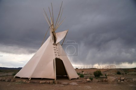 Teepee - native indian house