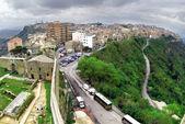 Classic old Italy, Sicily, Enna city