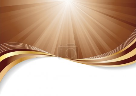 Illustration for Vector chocolate background; clip-art - Royalty Free Image