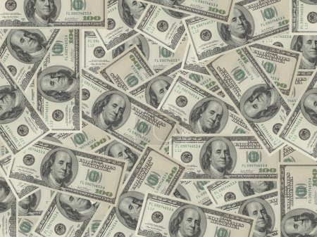 Banknotes background 2