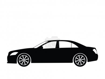 Car vector 7