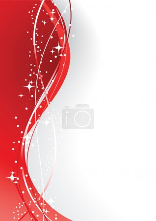 Image of red decoration