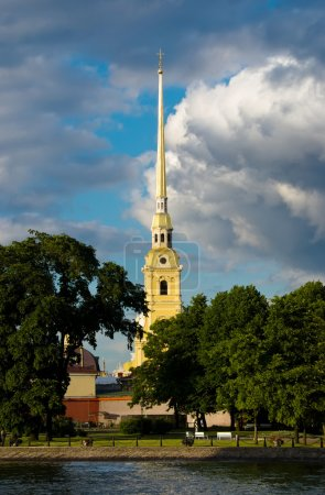 The Peter and Paul Fortress, Saint Peter