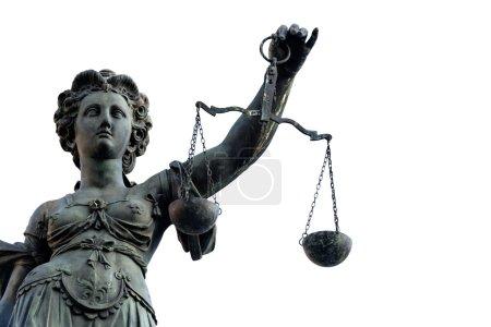 Lady Justice, Frankfurt