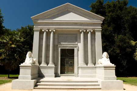 The Stanford Mausoleum