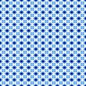 Swedisch blue pattern