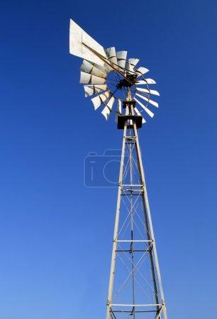 Irrigation windmill