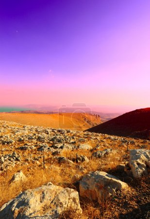 Galilee Mountains