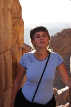 Ascent to Mt Sinai