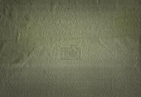 Foto de La textura del textil color caqui con destaque en blanco - Imagen libre de derechos