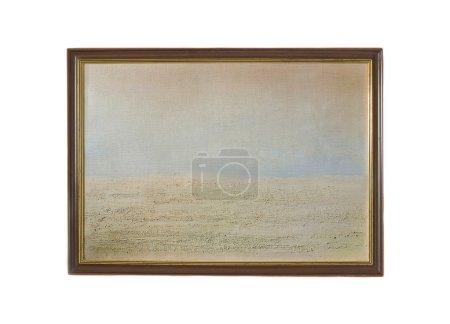 Oil picture