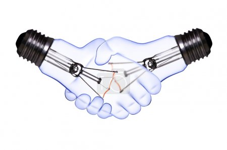 Hand shake lamp bulbs