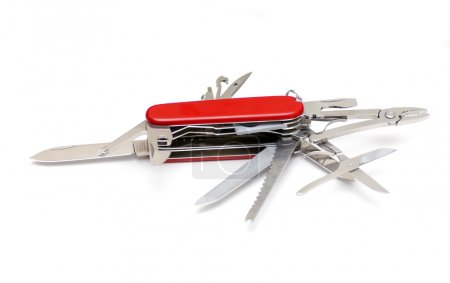 Swiss army multipurpose knife