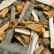 Pile of firewood...