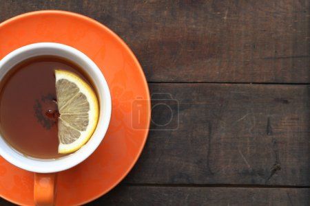 Tea With Lemon