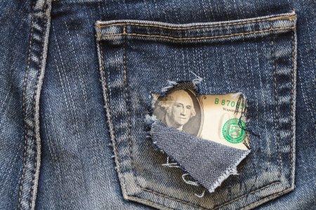 Hole-Ridden Pocket