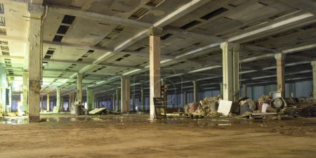 Under construction area