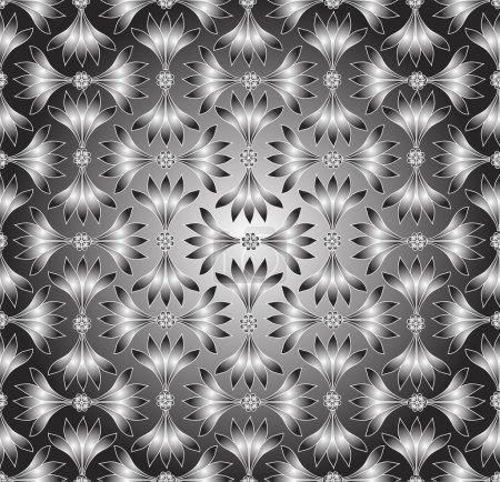 Illustration pour Modèle de Lily - image libre de droit