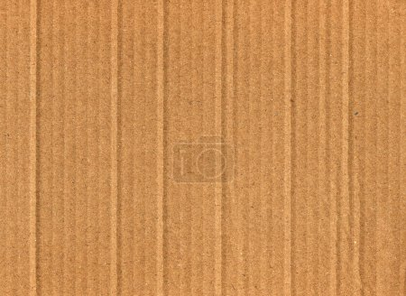 Photo for Fine image of cardboard texture background - Royalty Free Image