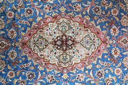Ancient carpet background