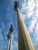 Baseballový stadion světla