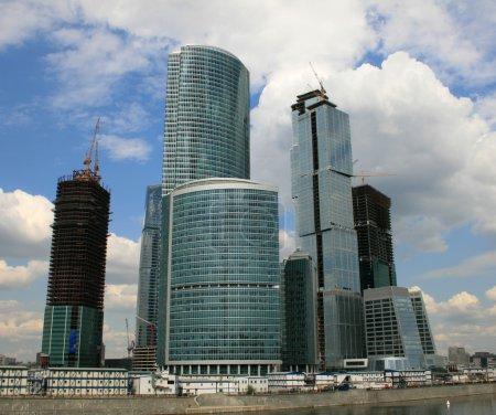 Foto de Centro de negocios - Imagen libre de derechos