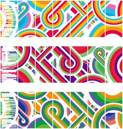 Leaflet vector template