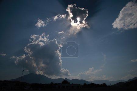 Foto de Paisaje celestial - Imagen libre de derechos