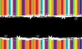 Funny striped background seamless. Plac