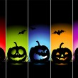 Halloween banners for your design...